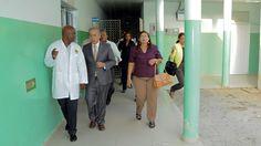 Servicio Nacional de Salud supervisa transformación hospitales Línea Noroeste