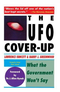 Authors Lawrence Fawcett and Barry J. Greenwood reveal in this fascinating, thought-provoking book, based on the government's own research and internal files, what they have learned about: UFO's as a