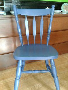 Lovely blue chair :)