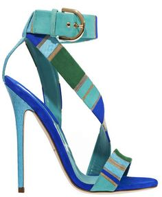Brilliant Luxury by Emmy DE * Brian Atwood Spring 2015 Milan