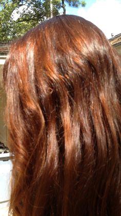 Henna Hair Lovely Orange Henna Hair Pinterest Henna Hair