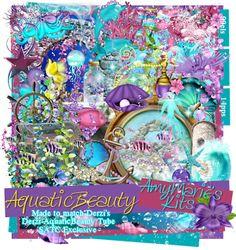 AmyMaire: New PTU Aquatic Beauty