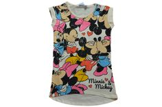 These cute Girls Disney T-shirts feature various Minnie and Mickey Mouse Designs. These are reputable Disney merchandise, high quality T-shirts, made from cotton, with a stitched neckline and gathered sleeves. Mickey Mouse Design, Mickey Mouse T Shirt, Disney Clothes, Disney Outfits, High Quality T Shirts, Disney Merchandise, Disney Girls, Beautiful Children, Little People