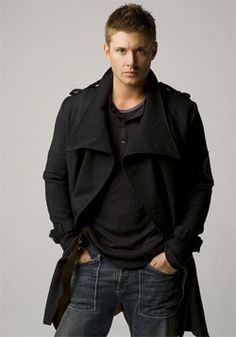 Jensen Ackles aka Dean Winchester from Supernatural, I heart you!