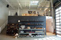 Cool idea... Black board wall
