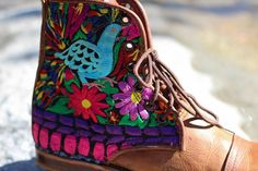 CUSTOM BOOTS! Made in Pastores, Guatemala. Build Your Own Guate Boot   Teysha. Orders are now open and textiles are going fast!