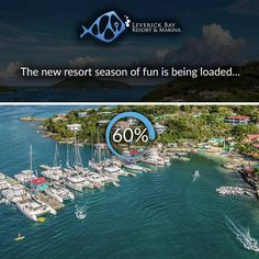 Get ready for what #LeverickBayResort has instore for you. #BVI #caribbean #paradise #60percent #upload