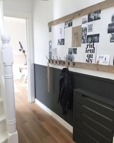 No photo description available. Student Room, Hallway Storage, Mudroom, Home And Living, Home Projects, Interior Inspiration, Small Spaces, Diy Home Decor, Sweet Home