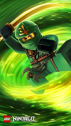Lloyd - Tournament of Elements - Wallpaper - Ninjago Activities