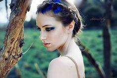 peacock blue by SabrinaCichy.deviantart.com