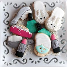 Spa Cookies, galletas spa o facial