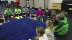 Fourth Grade Nutcracker Cup Game - Mrs. Triplett's Class. Mrs. Triplett's fourth grade class created a cup passing game to go with the March from The Nutcracker. Here they are practicing it during music class in December 2013.