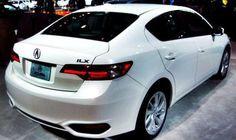 2017 Acura ILX - release date