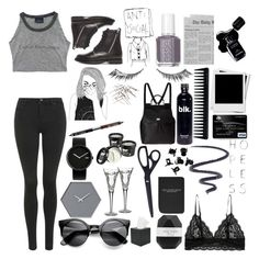 """Grunge #2"" by s-ash-ao on Polyvore"