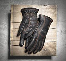 Women's Juneau Leather Full-Finger Gloves Harley Davidson Gloves, Harley Gear, Motorcycle Gloves, Cool Motorcycles, Biker, Women's Gloves, Leather
