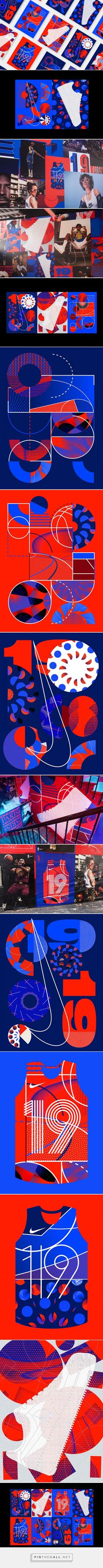 Nike Le Quartier on Behance... - a grouped images picture - Pin Them All