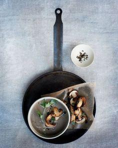 Recipe for Gwyneth Paltrow's Many Mushroom Soup