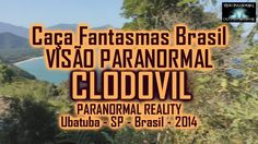 #Sobrenatural Casa do Clodovil Caça Fantasmas Brasil Ubatuba SP: Rosa e João retornam a Casa de Clodovil em Ubatuba, litoral de São Paulo…