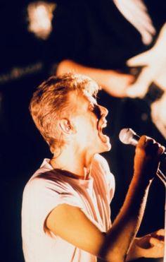David Bowie, Brussels 1991 Creative Photos, David Bowie, Tin Machine, Twiggy, Brussels, Couple Photos, Concert, Duke, Star
