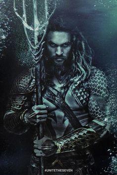 Kal Drogo Aquaman underwater