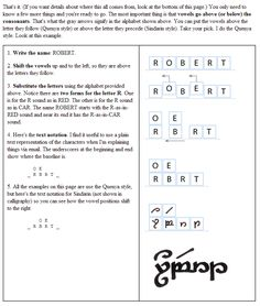 How to learn elvish in 10 minutes - Album on Imgur