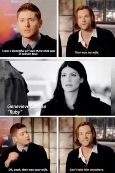 My word, these two! XD #J2