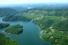 One of my new favorite places, Norris Lake <3.