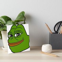 Happy Pepe