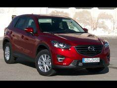 NEW #MAZDA CX-5 - MAZDA 6 2015 - PREMIÈRE AND FIRST TEST DRIVE