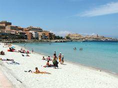 L'Île-Rousse, Corsica, France