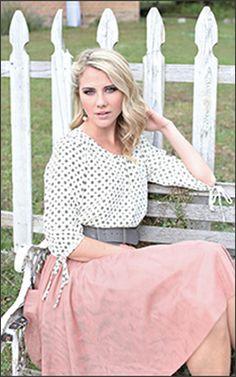 Bubble Top - $24.99 : Mikarose Fashion, Reinventing Modest Fashion
