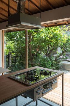 House in Kamisawa by Tato Architects