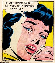 Heart Throbs Vol 1 #64 March, 1960.