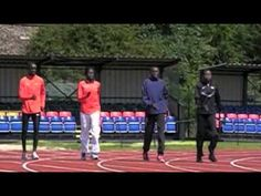 Kenyan Running Drills in Slow Motion: Warm-Up Routine | Run Coaching, Ironman and Triathlon Specialists - Kinetic Revolution