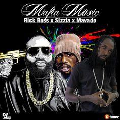 Rick Ross Ft Sizzla & Mavado - Mafia Music III - Def Jam Recordings