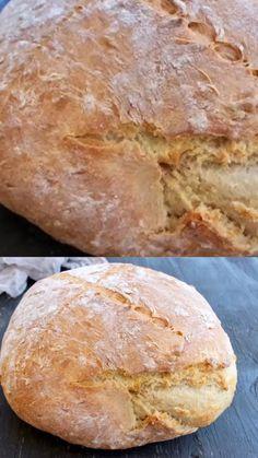 Easy Vegan Bread Recipe, Bread Recipe Video, Vegan Dessert Recipes, Vegetarian Recipes, Cooking Recipes, Healthy Recipes, Bread Recipes, Soup Recipes, Spelt Recipes