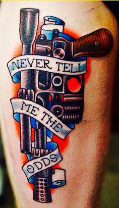 Star Wars tattoo More