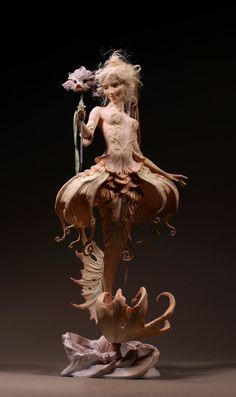 The Little Mermaid, Forest Rogers, in Kato Polyclay