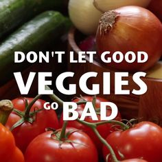 Store Your Produce Properly So They Last As Long as Possible >>…