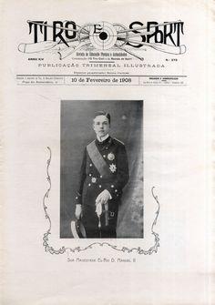Tiro e Sport 10 de Fevereiro de 1908