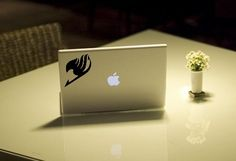 Macbook / Laptop Decal - Fairy Tail Logo on Etsy, $6.48