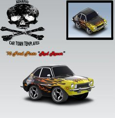 Ford Pinto 1973 - Rod Racer by Xenarus