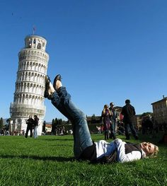 most common thing of Pisa