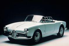 Alfa Romeo Giulietta Spider 1955-62