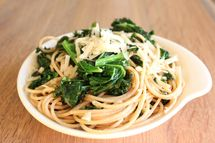 Whole Wheat Kale Pasta