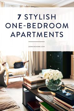 Small apartments with big style!