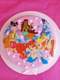 Torta Winx 25