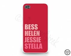 AOII Founders Phone Case