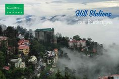 Beat the scorching heat by availing Hill Stations Tour Packages.