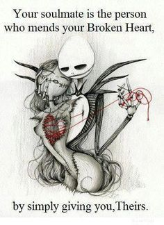 Dark art & love